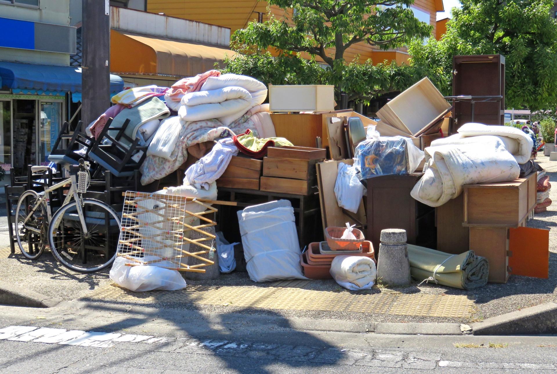 相模原市の粗大ごみ処分の方法は2パターン