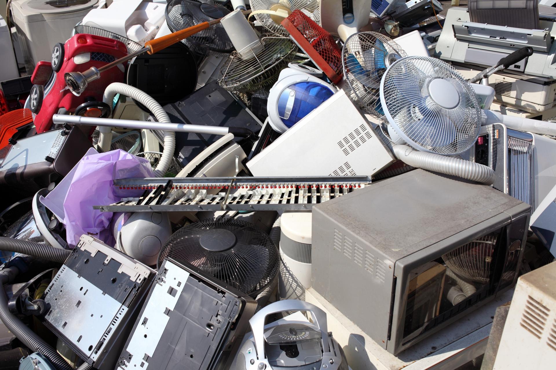 家電リサイクル法ができた理由